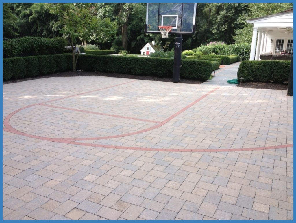 Webster Paver Court